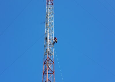 Petzl Technical Partner - TEAM-1 Academy - industry work at height
