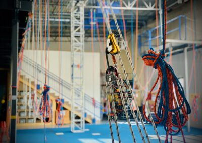 Petzl Technical Partner - MISTRAS/Ropeworks - hands-on fall protection instruction