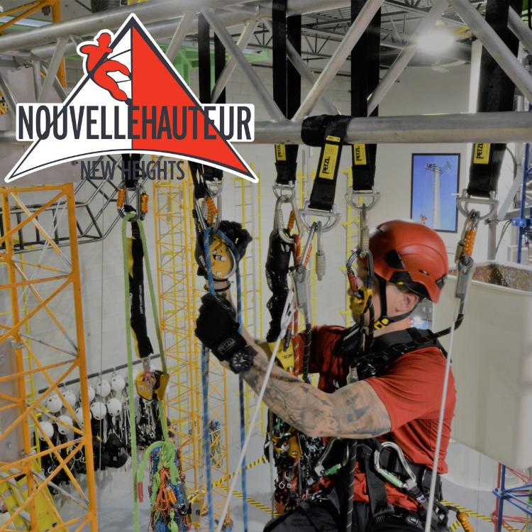 Petzl Technical Partner - Nouvelle Hauteur