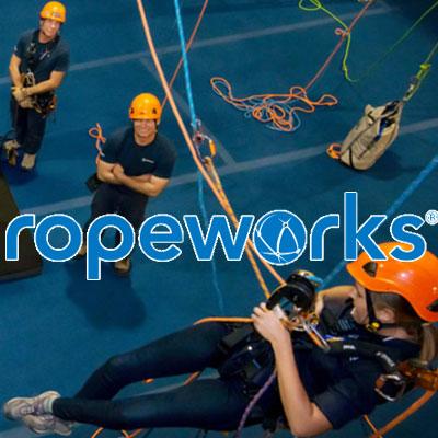 Petzl Technical Partner MISTRAS/Ropeworks