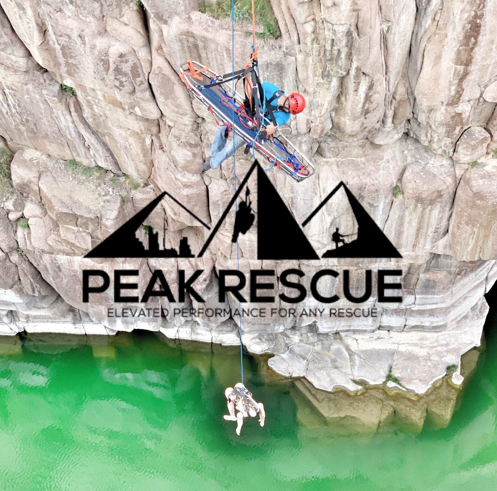 Petzl Technical Partner - Peak Rescue