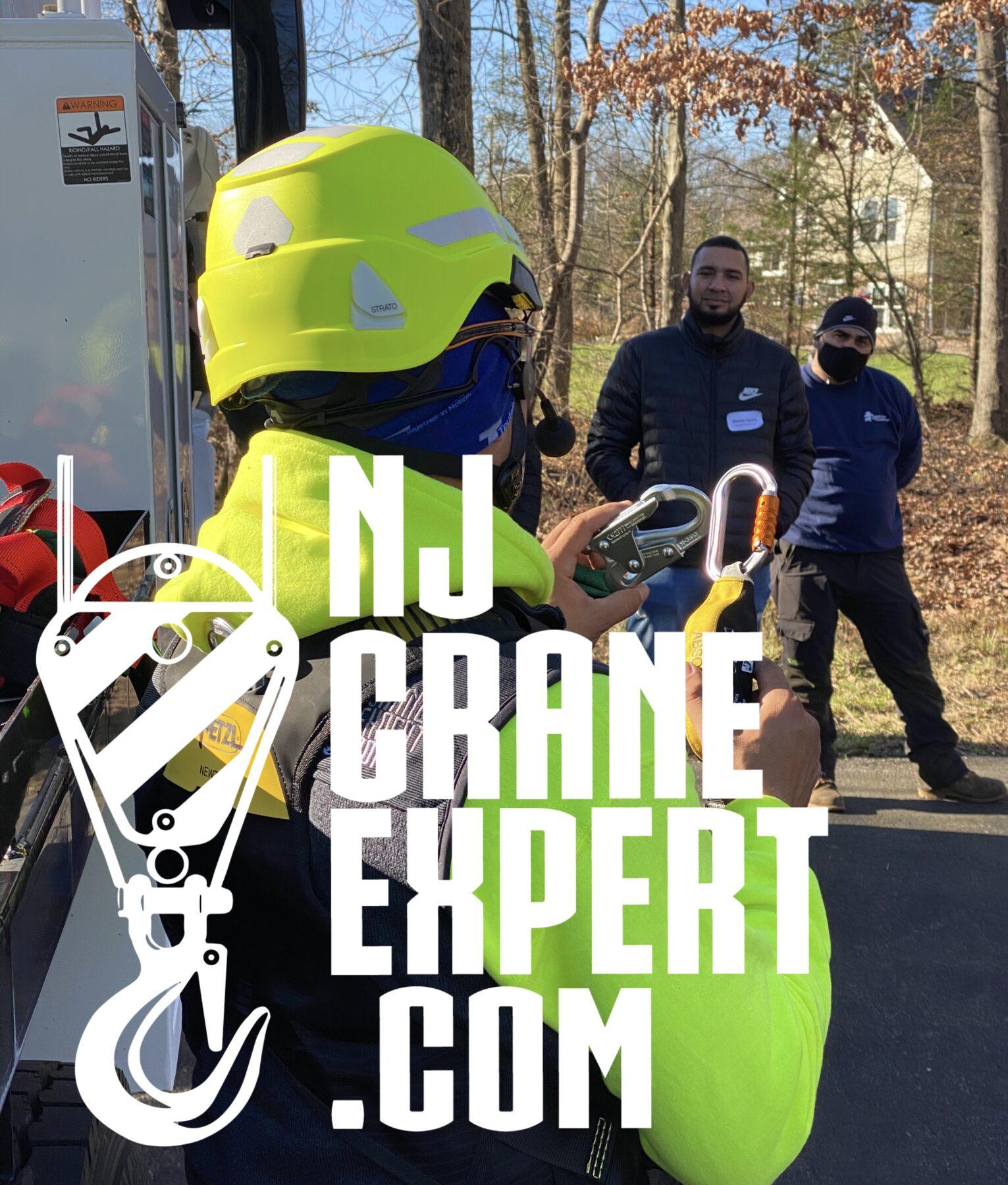 Petzl Technical Partner - NJ Crane Expert