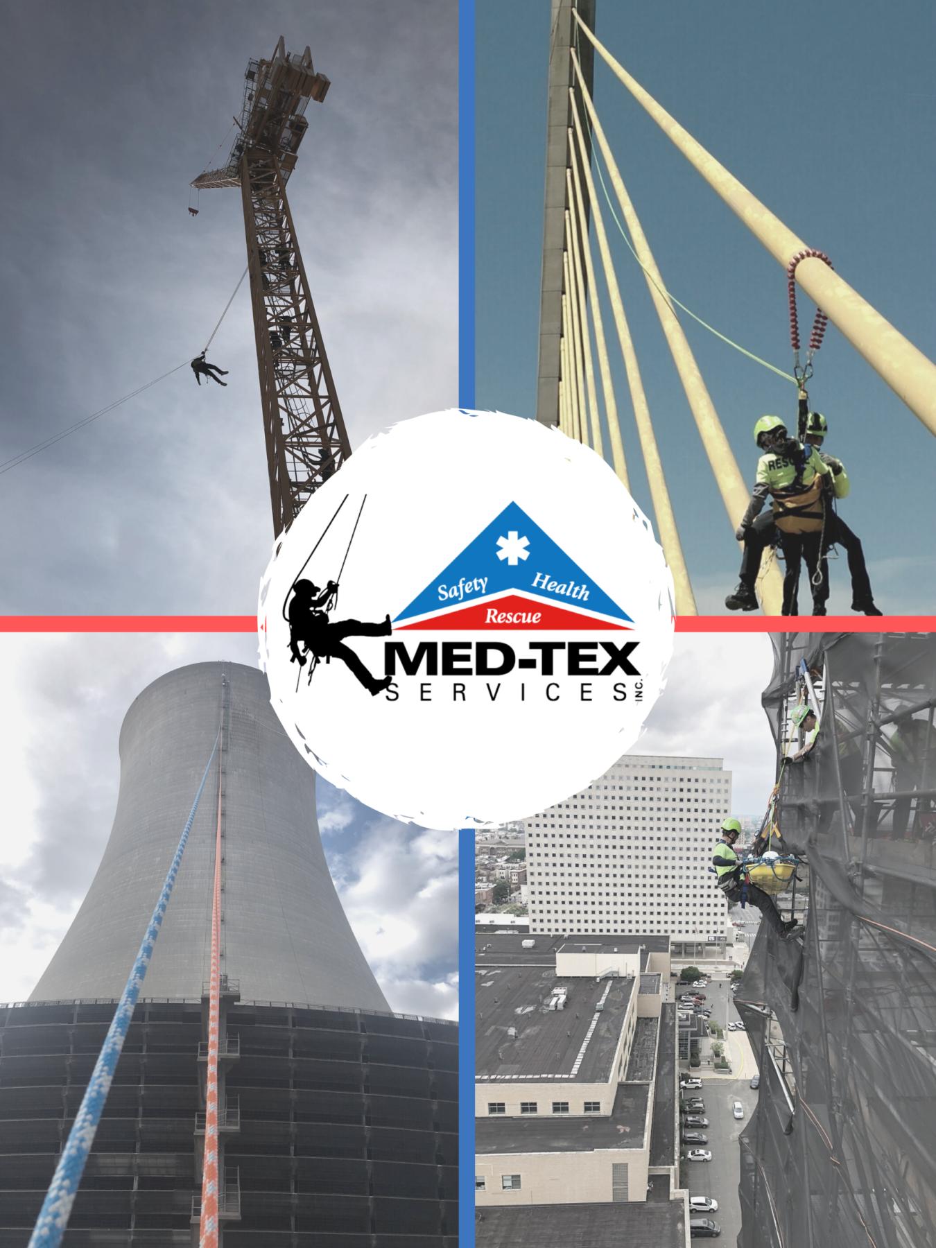 Petzl Technical Partner - Med-Tex Services