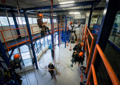 Petzl Technical Partner - Pacific Ropes