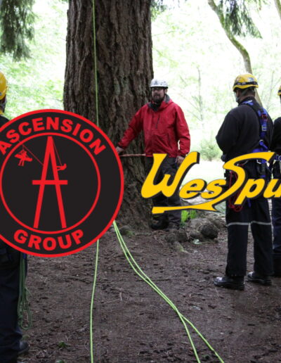 Ascension Group NW / WesSpur Tree Equipment