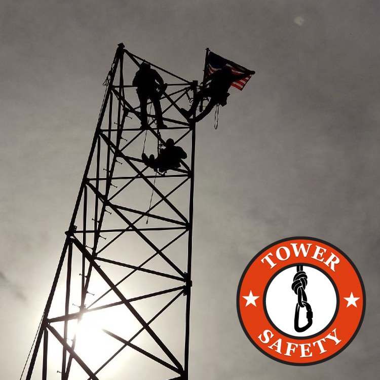 Petzl Technical Partner - Tower Safety