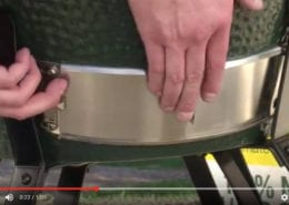 Here's How to Light your Big Green Egg