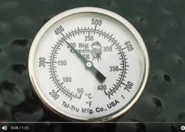 Learn About the Temperature Control for Your Big Green Egg