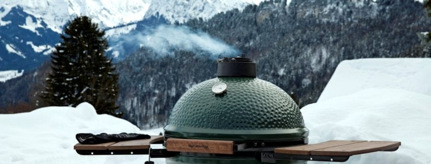What Makes the Big Green Egg So Great