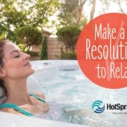 Make a Resolution to Relax