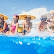 Mid-Summer Pool Treatment
