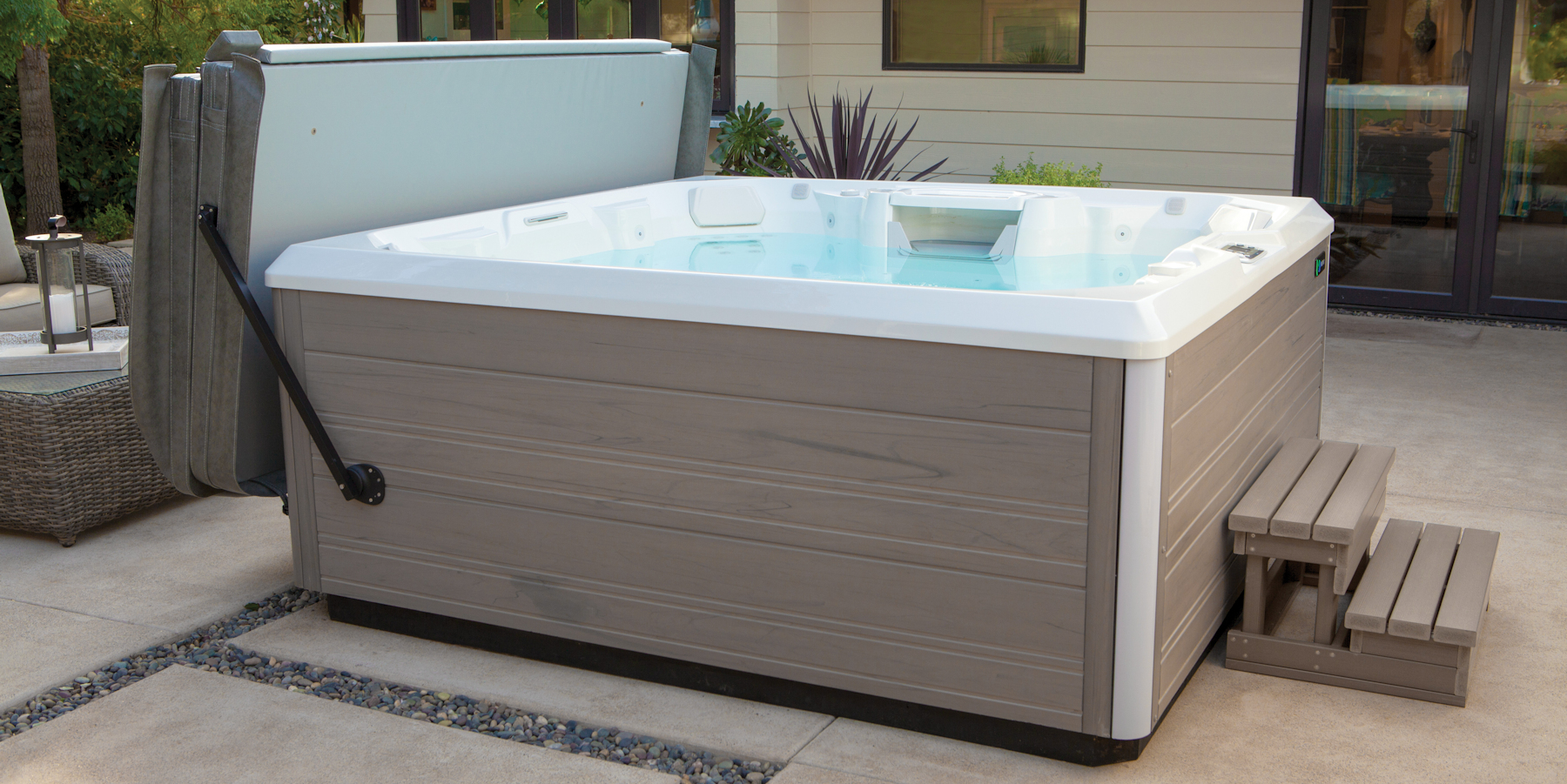 Get Your Hot Tub Ready for Fall
