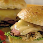 Rosemary Grilled Chicken Sandwiches560