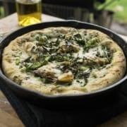 St. Patties Deep Dish Pizza
