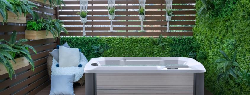 Environmentally Friendly Hot Spring Spas