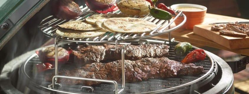 Ancho Chili Steak Tacos