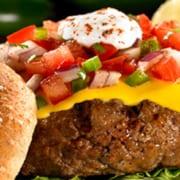 tex mex burger