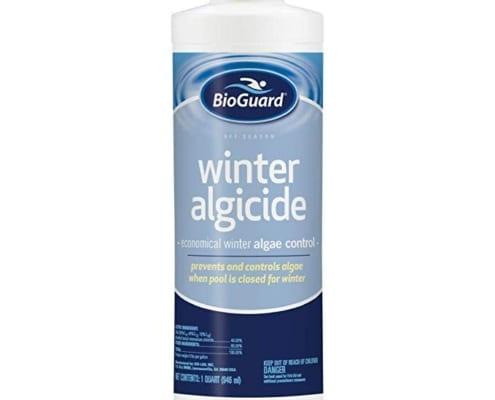 Winter Algicide