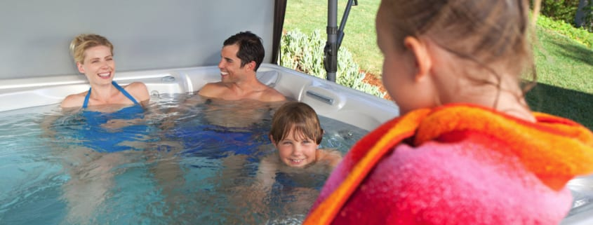 The First Days of Hot Tub Ownership