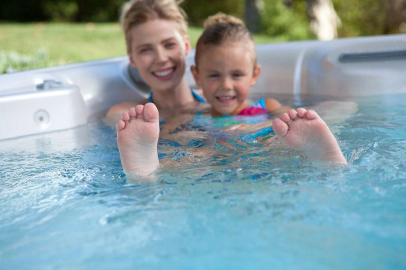 hot tub staycation
