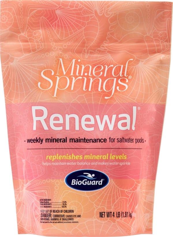 Mineral Springs Renewal