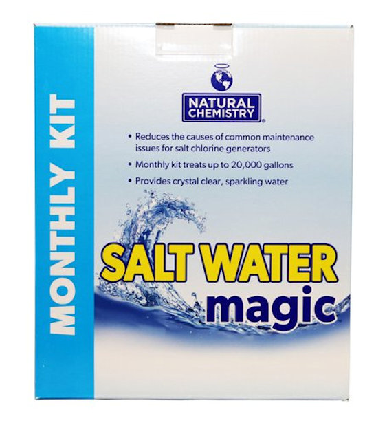 Salt Water Magic Monthly Kit