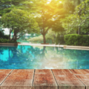 How to Hide Pool Equipment with Landscaping