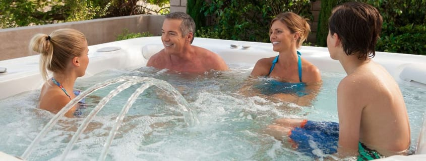 7 Reasons Dad Needs a Hot Tub