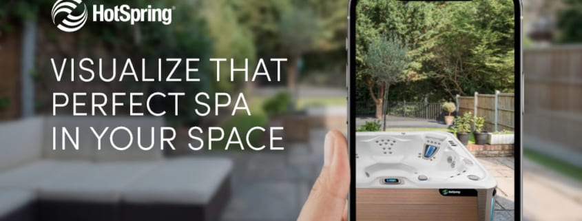 Visualize That Perfect Spa in Your Space