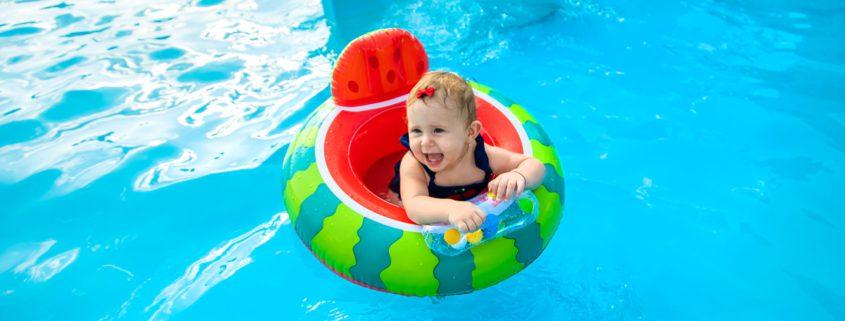 Swimming Pool Care When It's Super Hot