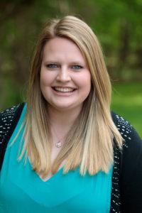 Executive Assistant & Communications Coordinator, Christiina Buchert