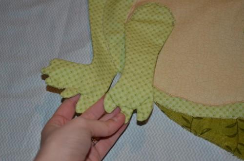 flappy frog legs