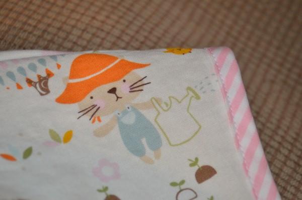 kitty dress detail