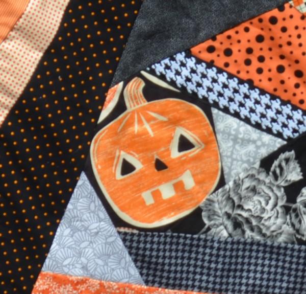 Halloween Pumpkin Block