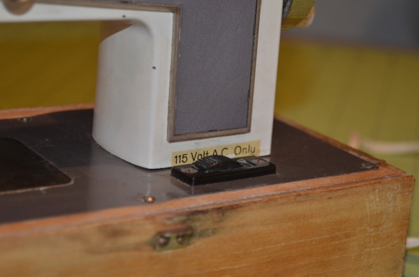 sears mini sewing machine