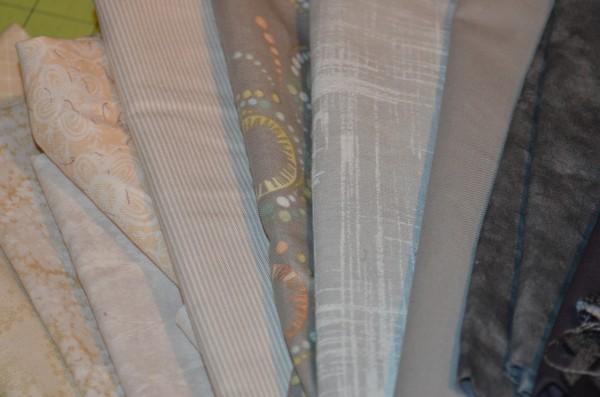 triangle qal fabric