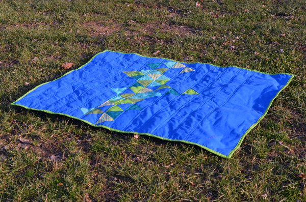 Ryden's baby quilt