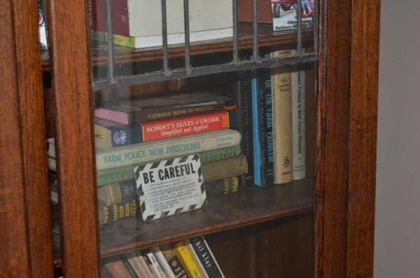 matt's bookcase