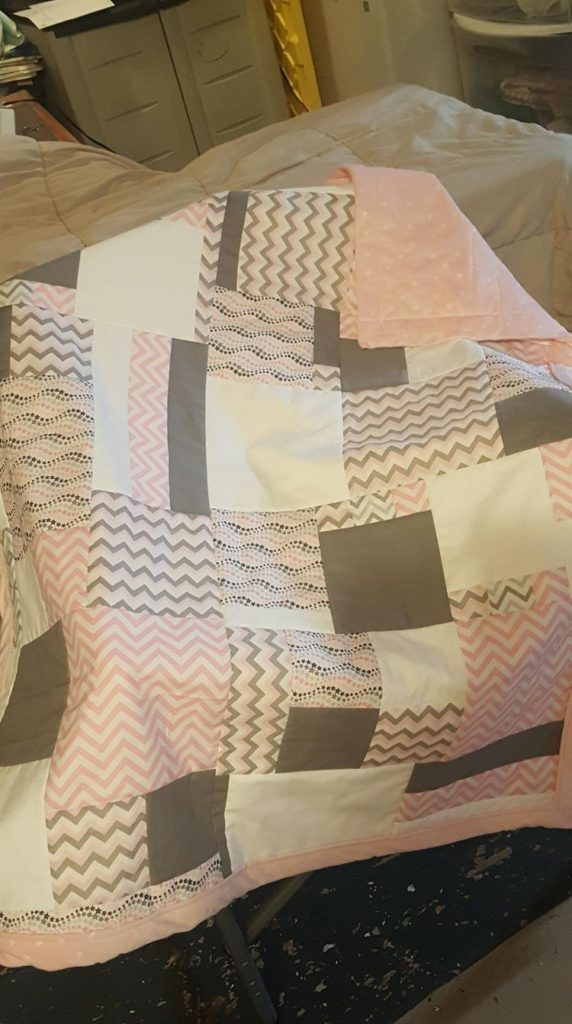"Baby communique quilt found on <a href=""https://www.pinterest.com/pin/486740672225494900/activity/tried"">Pinterest</a>"