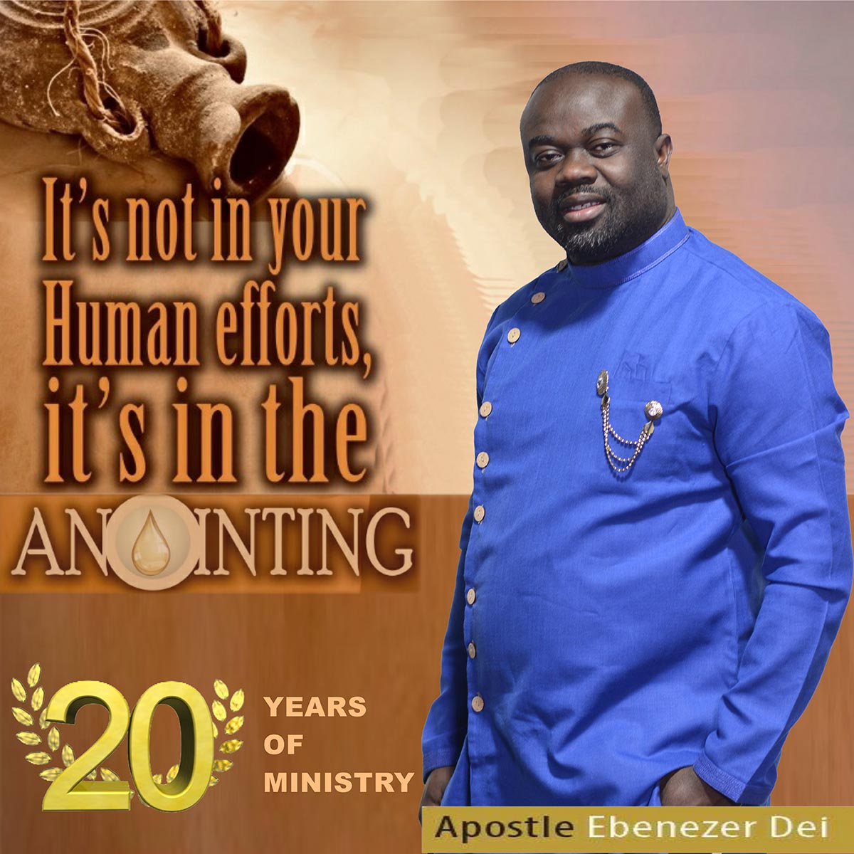 20 Years of Ministry