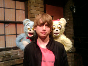 Peter and the Bad Idea Bears