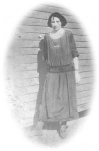 Grandma in 1920