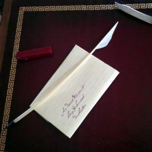 Sir David Vincent mail