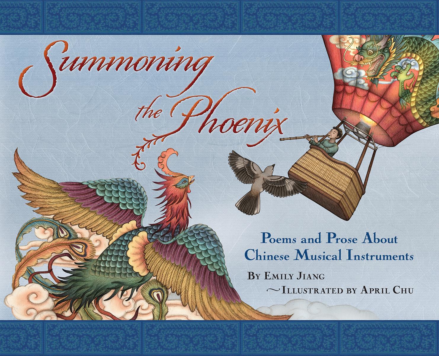 Summoning the Phoenix COVER large