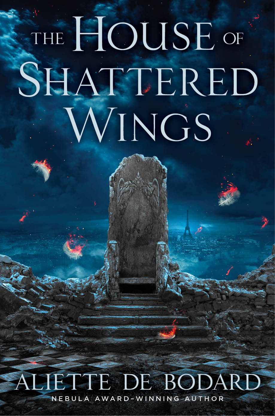 House of Shattered Wings-2