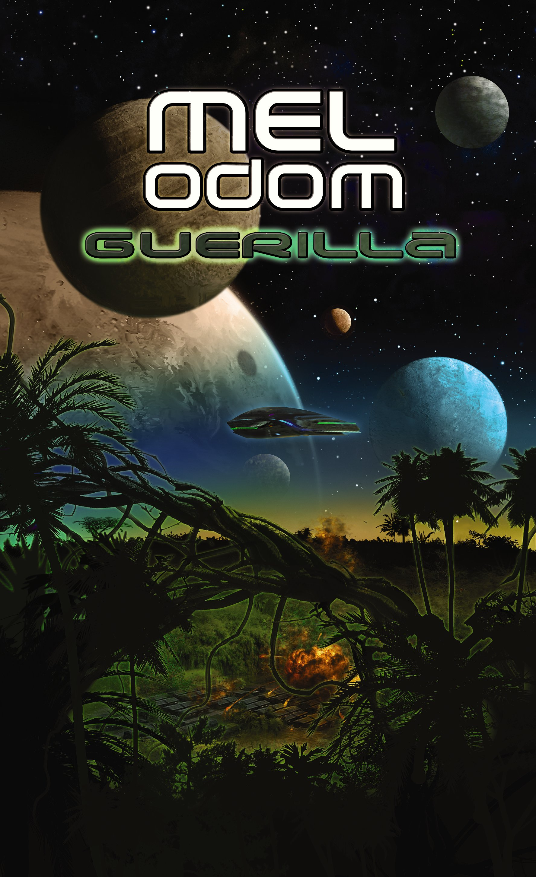 guerilla cover art