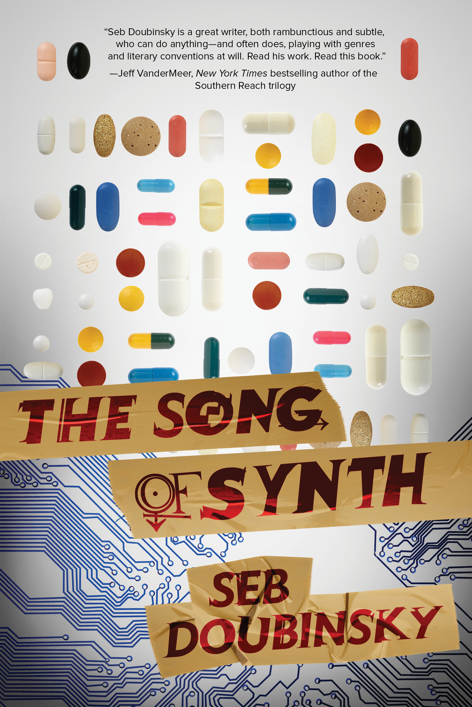 Song of Synth, The 9781940456256