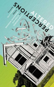 The cover of Altered Perceptions