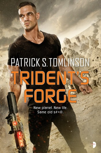 Trident's Forge cover