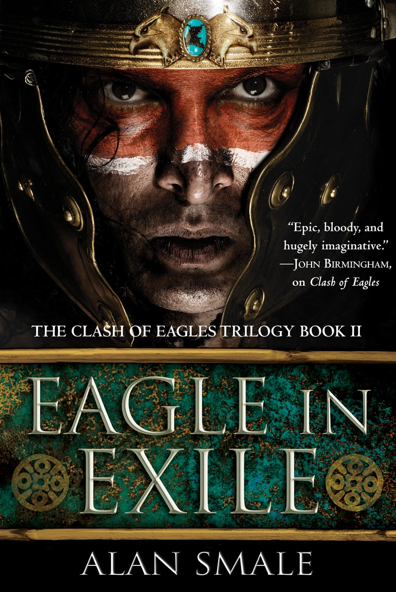 Eagle in Exile cover